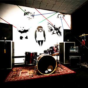 Band Rehearsal Room 4